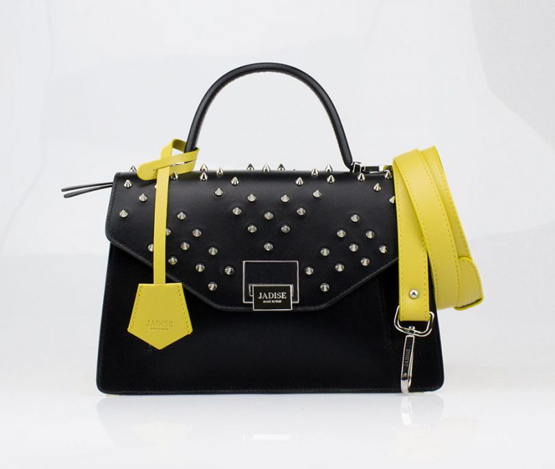 Borsa a mano donna Kate Optical Studs Jadise tracolla