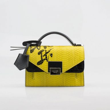 Borsa a spalla donna Lily Love It Yellow Jadise